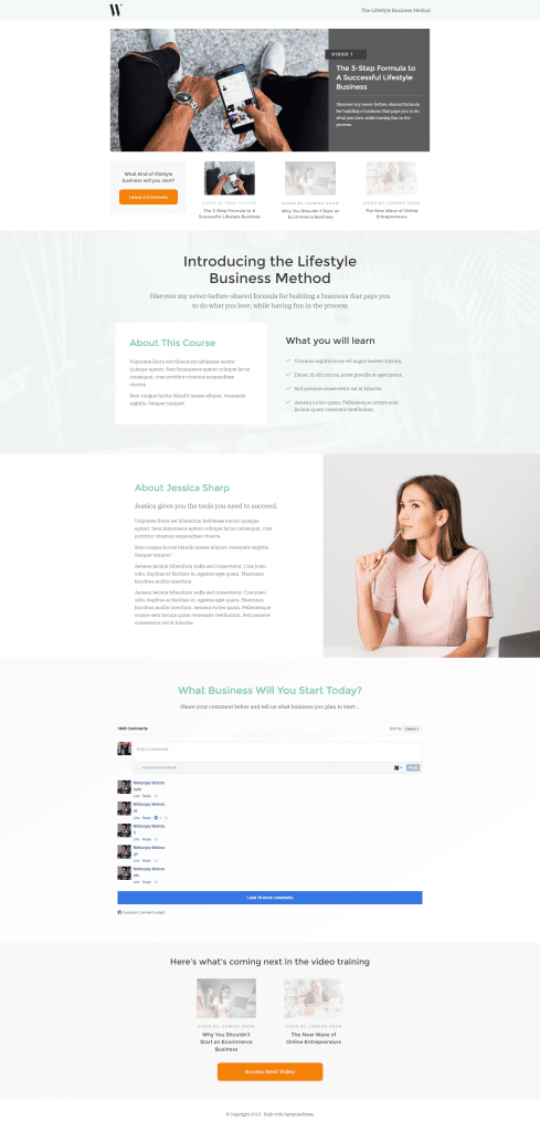 launch-page